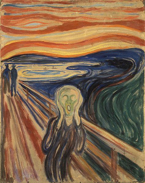 Edvard_Munch, the Scream