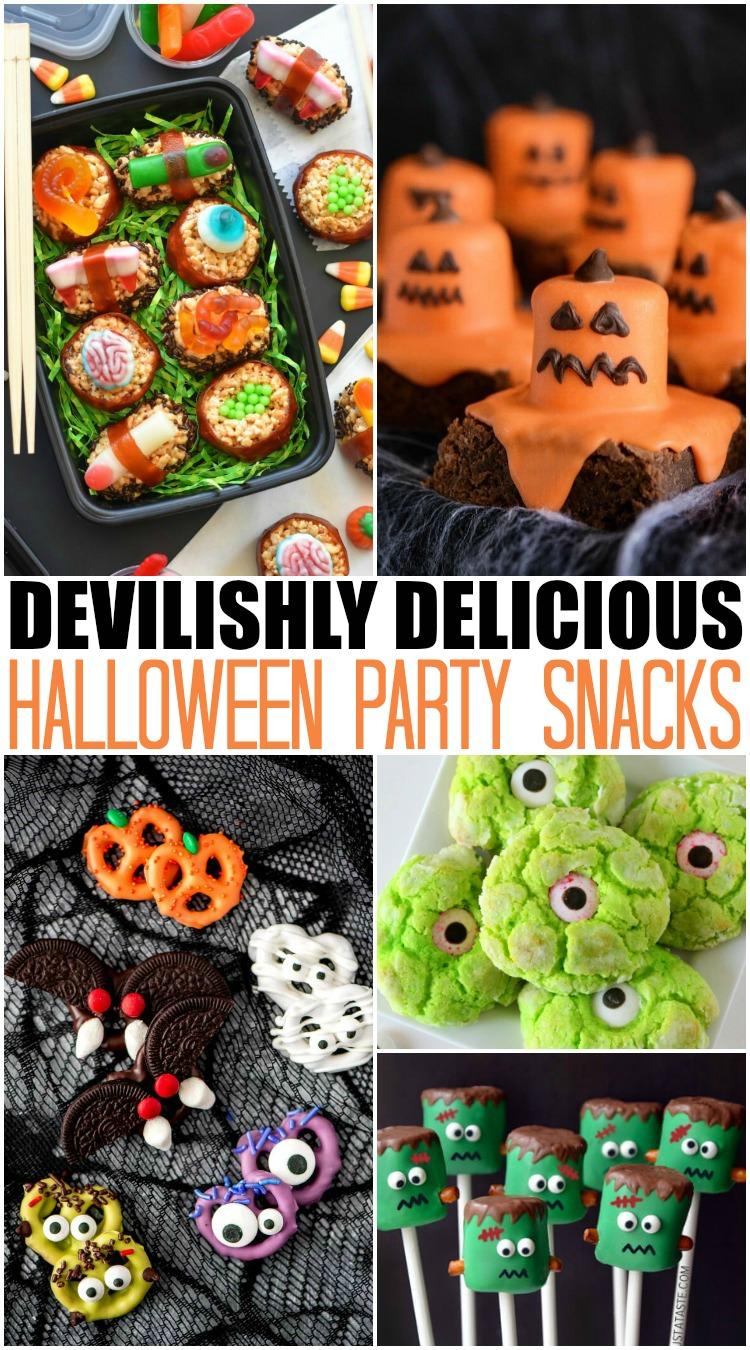 Halloween party snacks. Halloween cookies. Halloween Cupcakes, Halloween food ideas