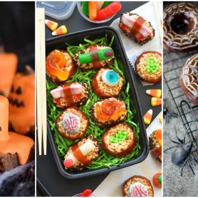 Devilishly Delicious Halloween Party Snacks