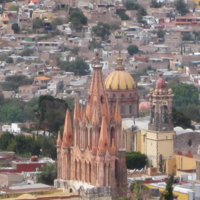 Travel Down Memory Lane, My Return to San Miguel de Allende, Mexico