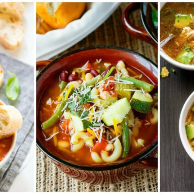 10 Slow Cooker Soups Perfect For Cold Weather