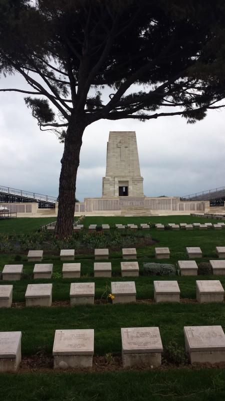 Lone Pine Cemetery, Gallipoli, Turkey