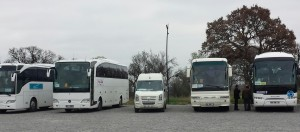G Adventures Mini Bus
