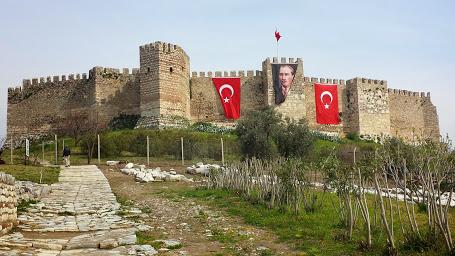 Ayasuluk Castle-Fortress, Secuk, Turkey