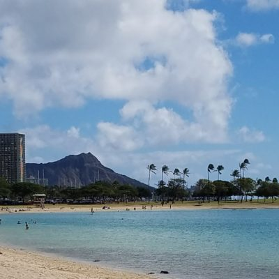 Hike Diamond Head in Honolulu, Hawaii