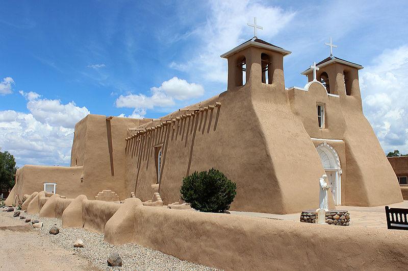 San Francisco de Assisi Mission Church, Taos