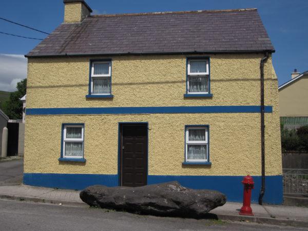 Small town Ireland.