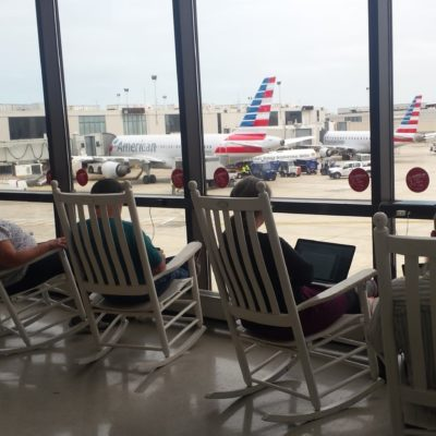"How to ""Enjoy"" Your Airport Layover"