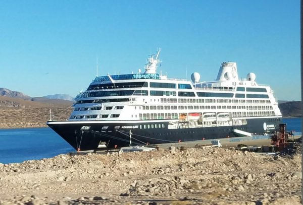 Azamara Quest, Sea of Cortez