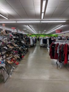Skip the Department Store Visit Goodwill