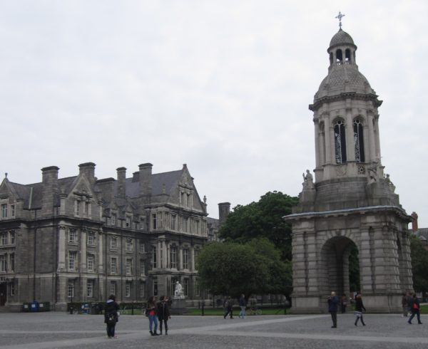 Visit Trinity College during your visit to Dublin, Ireland