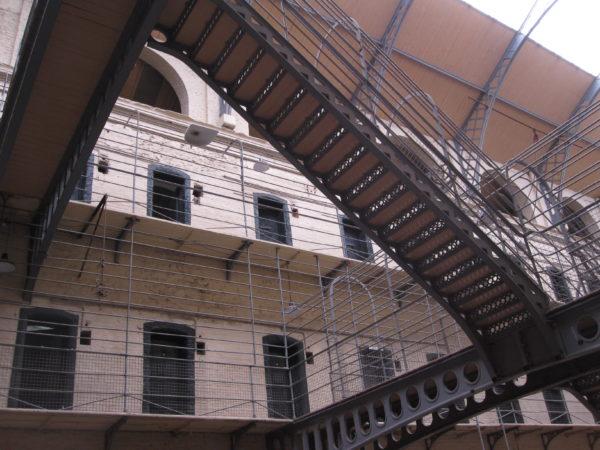 New Section of Kilmainham Gaol, Dublin, Ireland