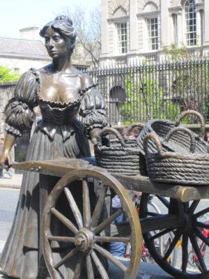 Molly Malone, Tart with a Cart, Dublin, Ireland