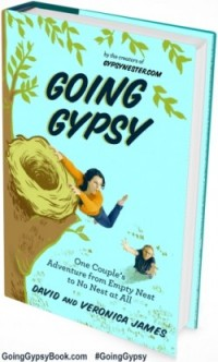 Going Gypsy, One Couple's Adventure from Empty Nest to No Nest at All