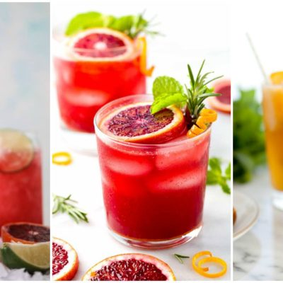 10 Quick & Easy Mocktails
