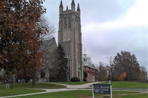 Hopkins Memorial Chapel.