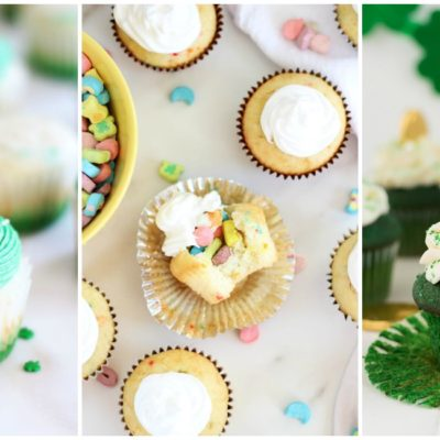 St Patrick's Day Cupcakes A Leprechaun Would Love