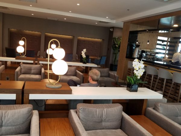 International vip lounge Quito Airport
