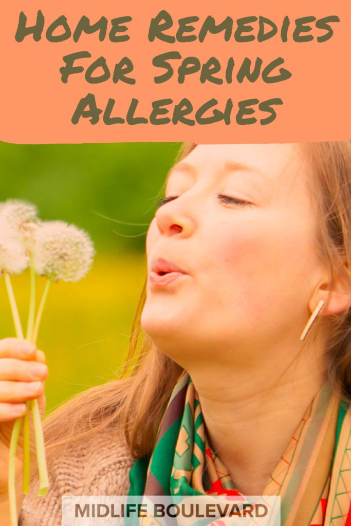 Ten home remedies for allergy relief. Five are drug-free treatments to help prevent or relieve symptoms and five are preventive cleaning techniques to allergy-proof your home. allergy relief |allergy remedies | allergy relief essential oils | hay fever remedies | spring allergies | diy allergy relief remedies