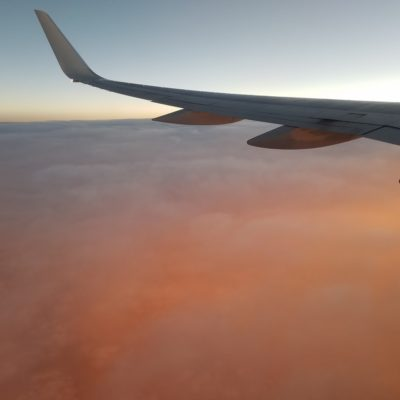 The Longest Day or Why Five Flights for One Day are Too Many