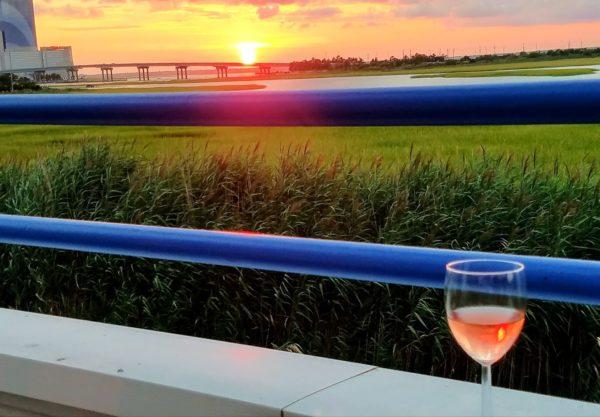 Brigantine, New Jersey, sunset