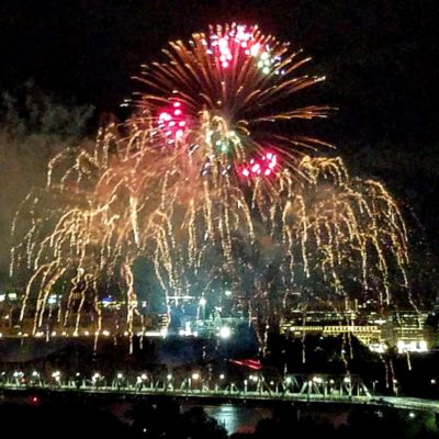 5 Reasons to Celebrate the 4th of July in Philadelphia