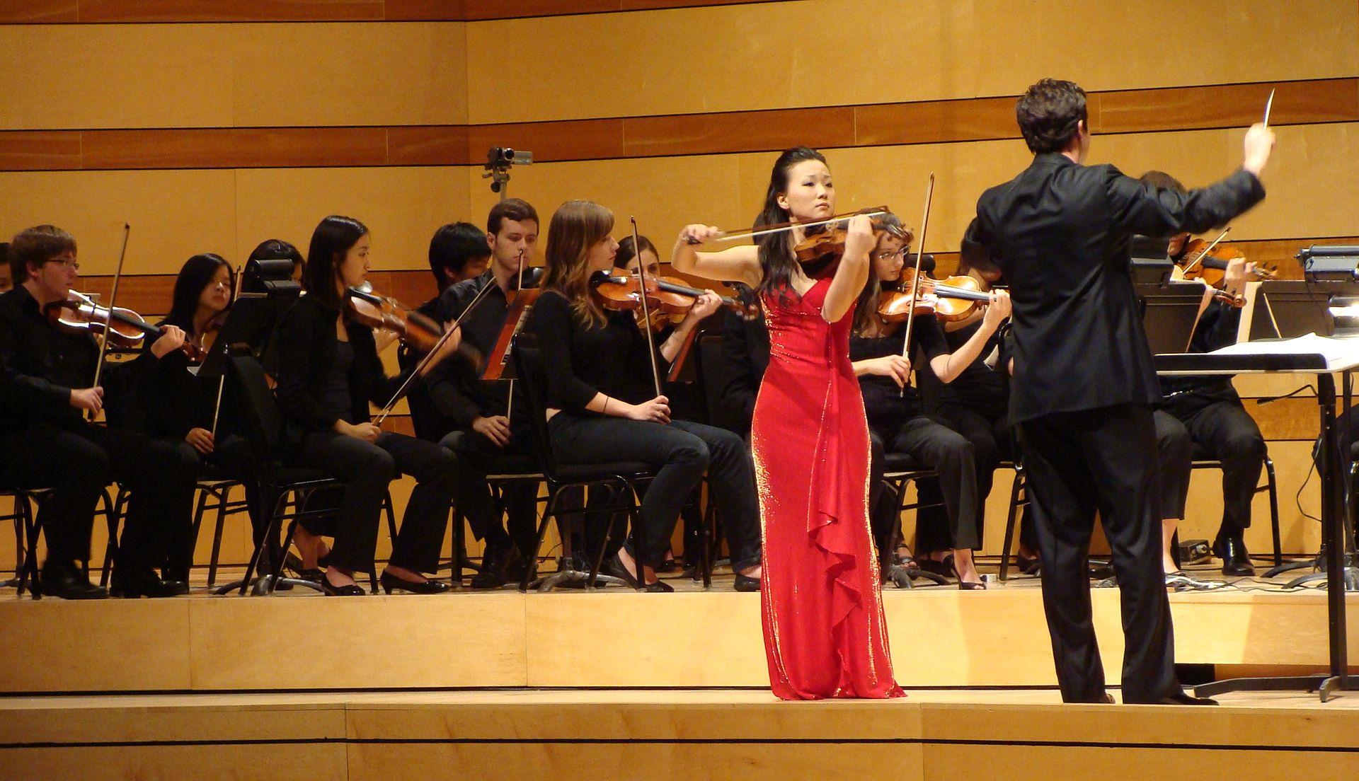 Performance at the Aspen Music Festival