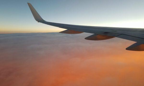 Travel tip for flying
