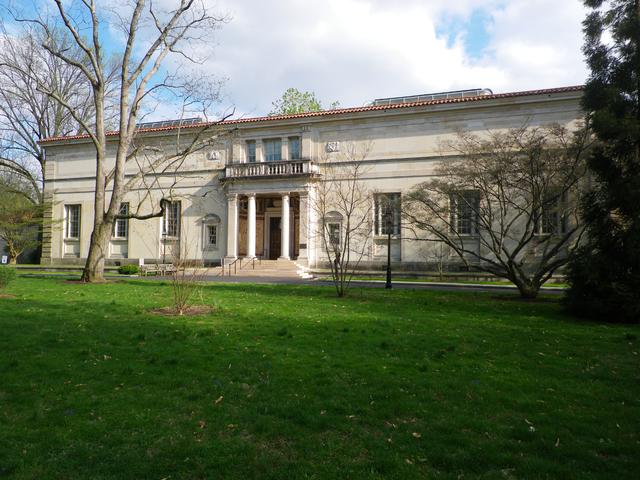 arnes Foundation Museum in Philadelphia