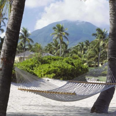 Hammock on Nisbet Plantation, Nevis