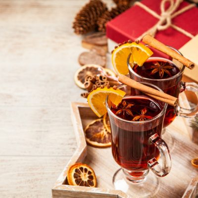 Mulled Wine for Cold Nights