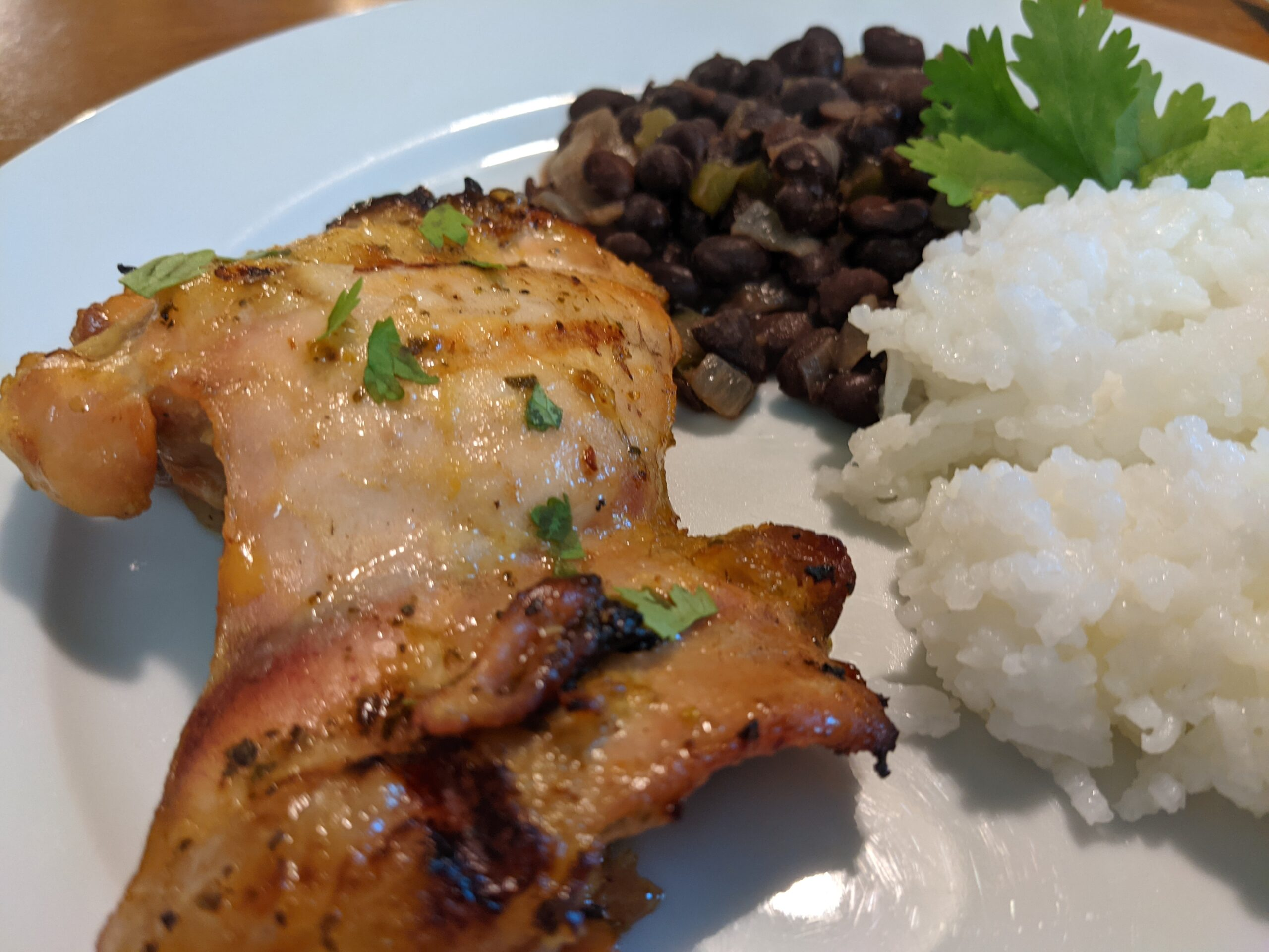 pollo tropical chicken recipe with black beans and rice